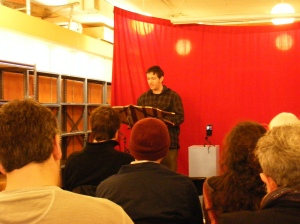 3/23/13,Talk at Amherst