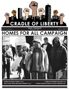 Cradle of Liberty News: A Publication of Mass. Struggles