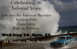 10 Infernal Years